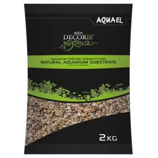 Aquael Natural 1,4-2 mm - Naturkies