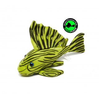 GreenPleco - Royal Pleco Plushie