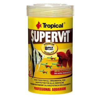 Tropical Supervit Flockenfutter 250 ml