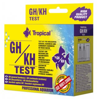Tropical Tropfentest GH/KH