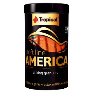 Tropical Soft Line America Size M 250 ml