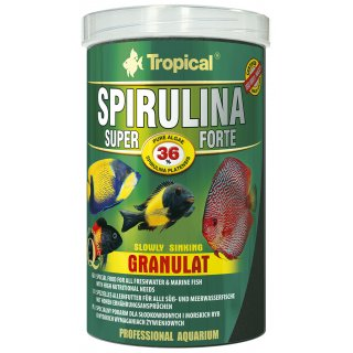 Tropical Super Spirulina Forte Granulat 100 ml