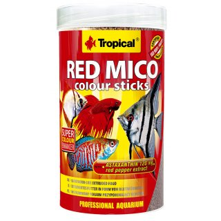Tropical Red Mico Colour Sticks 100 ml