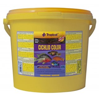 Tropical Cichlid Color Flockenfutter 100 ml