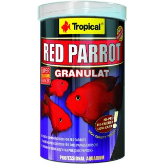Tropical Red Parrot Granulat 250 ml