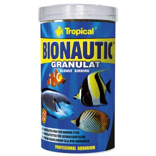 Tropical Bionautic Granulat 5 Liter