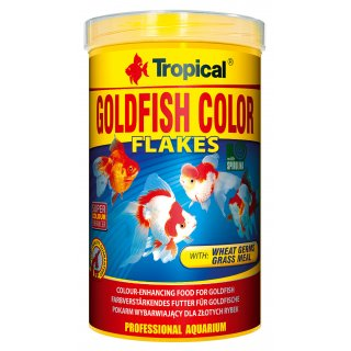 Tropical Goldfish Color 21 Liter