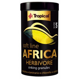 Tropical Soft Line Africa Herbivore S 250 ml