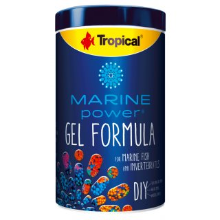 Tropical Gel Formula for Marine Fish and Invertebrates 3 x 35 g