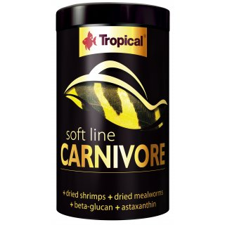 Tropical Soft Line Carnivore 250 ml