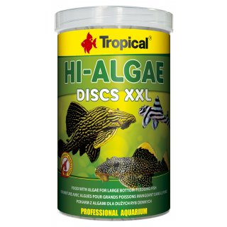 Tropical Hi-Algae Discs XXL 3 Liter